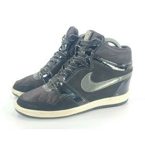 Nike Air Force Sky High Hidden Wedge Shoes